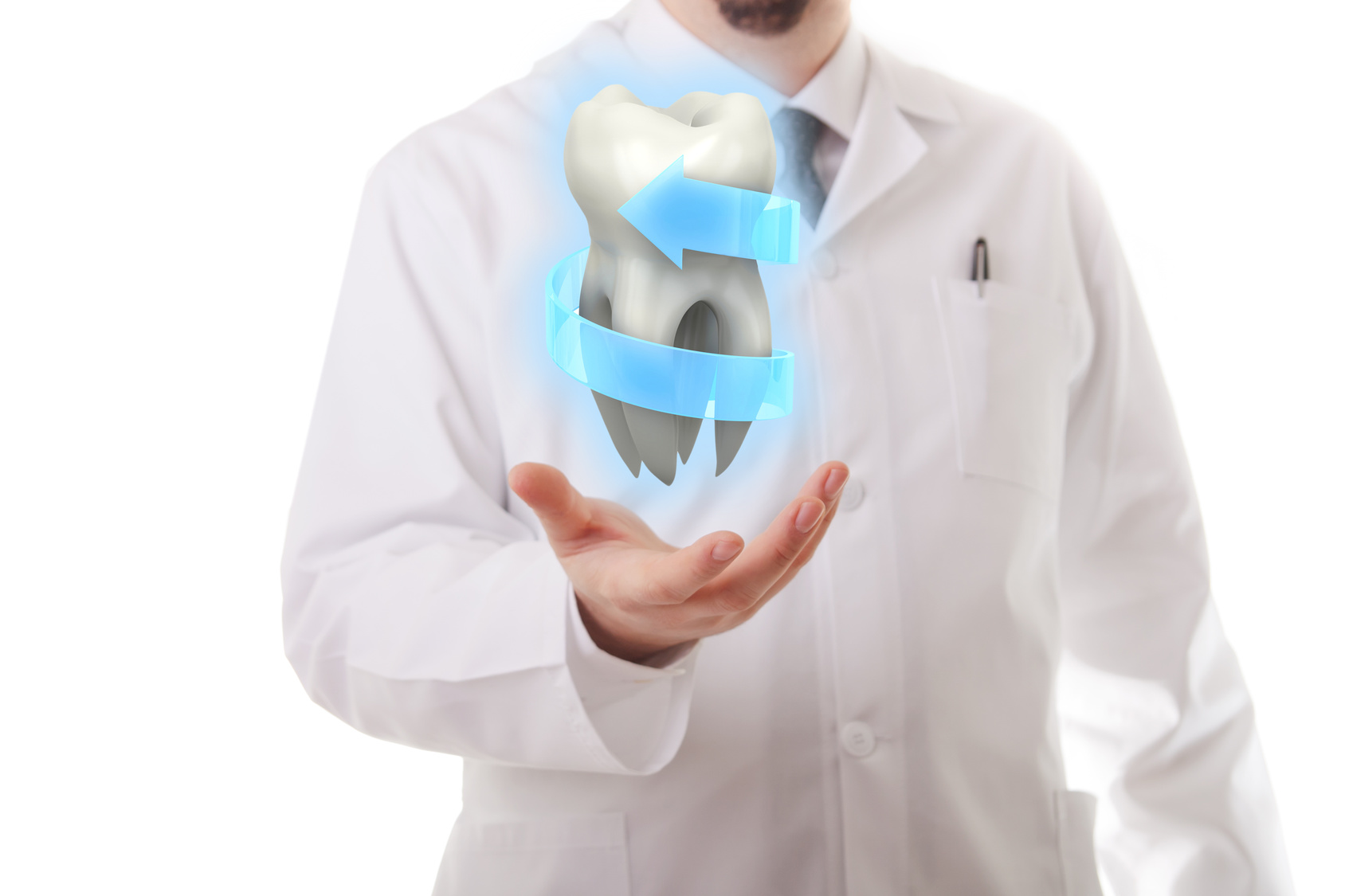 Fluoride is an important part of a healthy oral hygiene regimen.