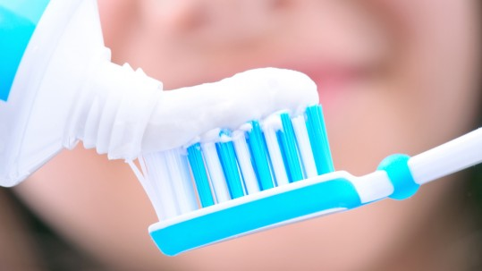 Toothpaste is an essential part of a healthy oral regimen.