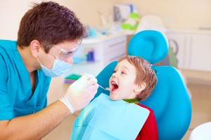 First Dental Exam