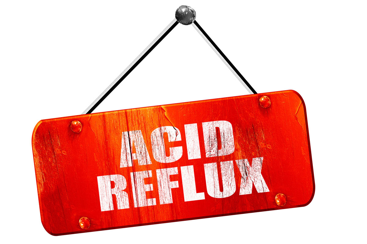 Acid reflux can cause serious dental complications.