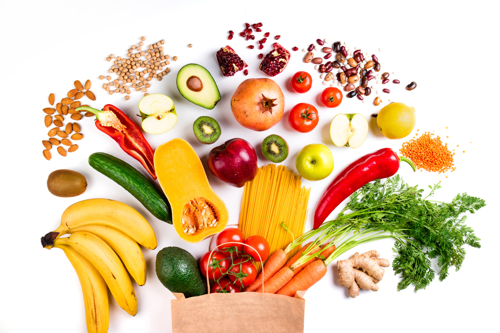 Eating Healthy Foods Like These Betters Oral Health