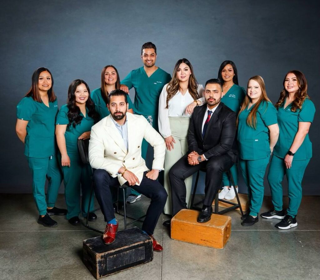 Yuba City Dentistry Group Team